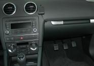 Dobles mandos en coche