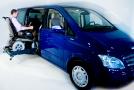 Rampa Movilidad Reducida adaptada a furgoneta