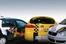 Rotulación coches autoescuela
