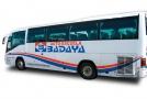 Rotulación autobus autoescuela